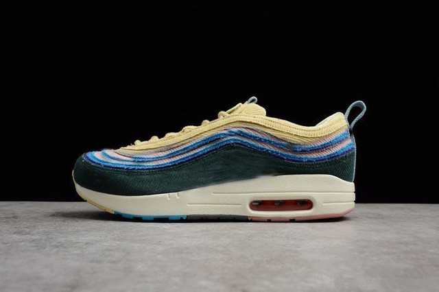 634177a447e4 New 97 1  1 Sean Wotherspoon Sneakers Vapormax 97 OG Bullet Running Shoes  Air