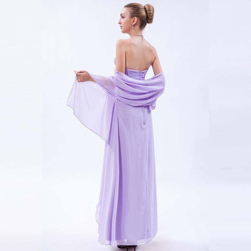 Encantador Vestidos De Dama De Lavanda Componente - Vestido de Novia ...