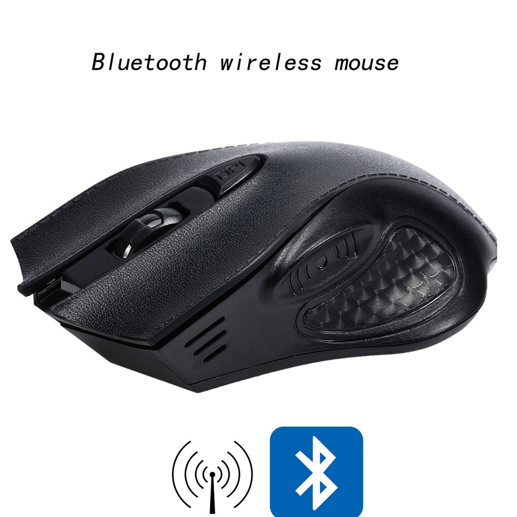 Wireless Bluetooth 3.0 1600DPI Optical Gaming Mouse Mice For Laptop