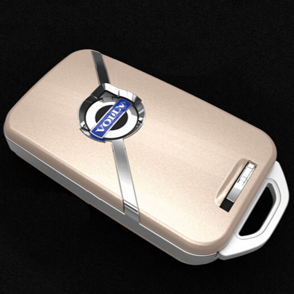 ₩abs Smart Remote Key Case ᓂ Ring Ring Shell Holder ⑤