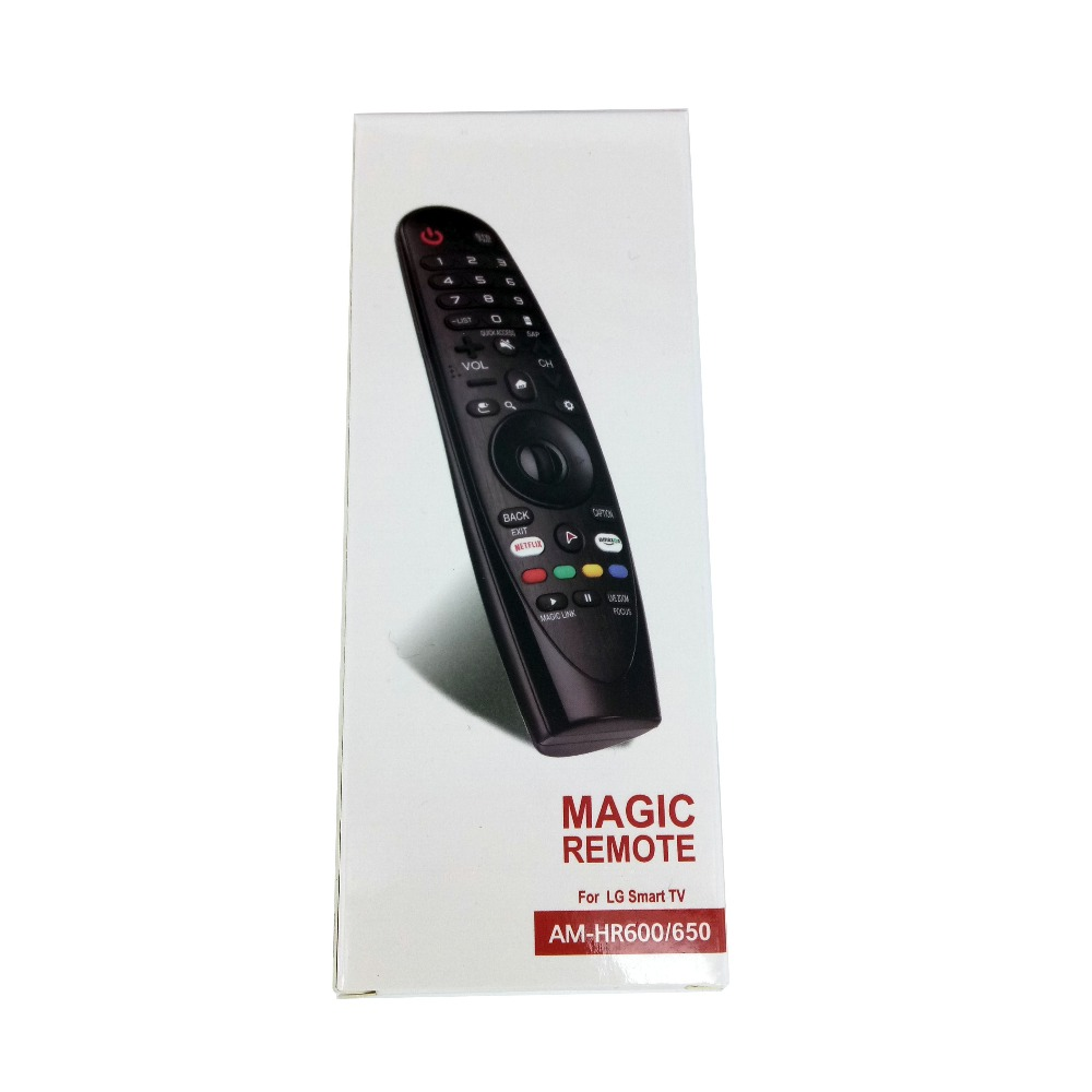 Image 5 - NEW AM HR650A AN MR650A Rplacement for LG Magic Remote Control for Select 2017 Smart television 55UK6200 49uh603v FernbedienungRemote Controls   - AliExpress