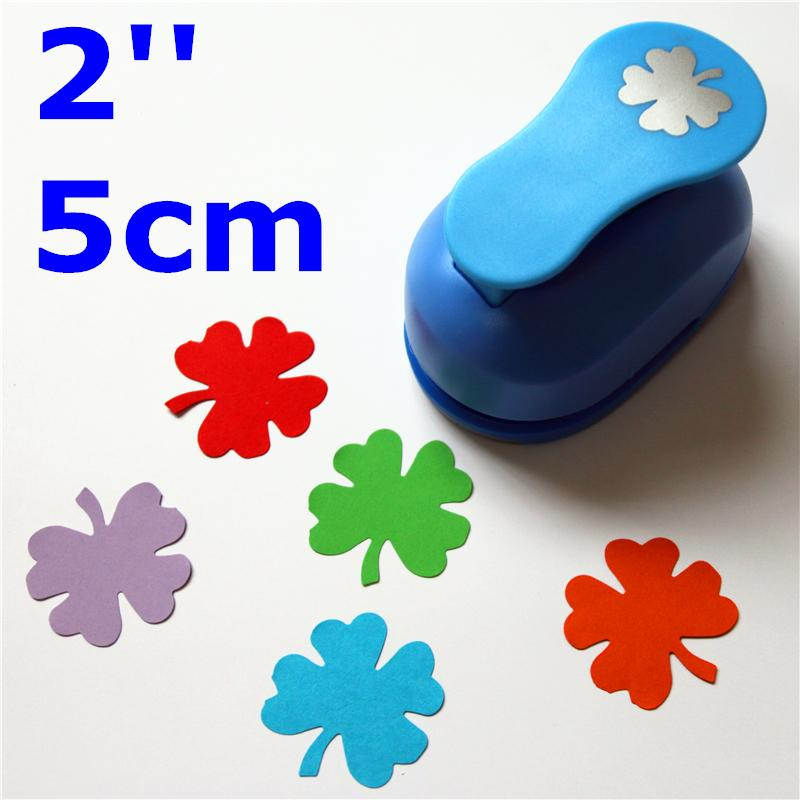 2'' 5cm Paper Punch Puncher large Craft Punch DIY children toys tree leaf Craft Punch Creative Embosser Punch Card making цена