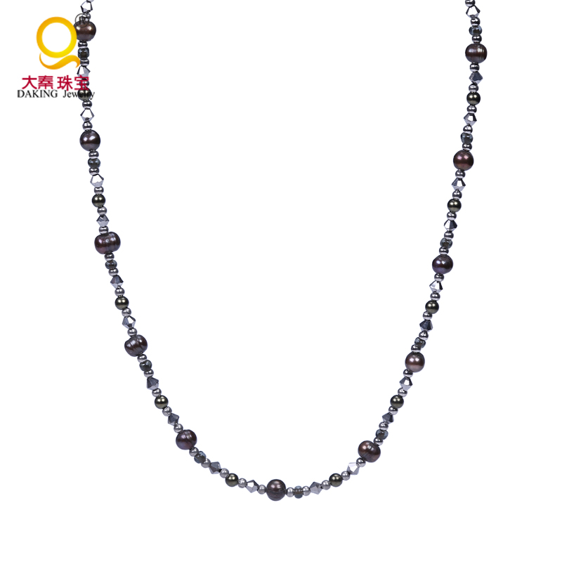 Woman Accessories Necklaces & Pendants Natural Pearl Stone