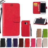 Flip Case For Samsung Galaxy S7 S 7 G930 Hero Phone Leather Cover SM-G930f SM-G930fd SM-G930U G930F G930FD G930U soft TPU wallet