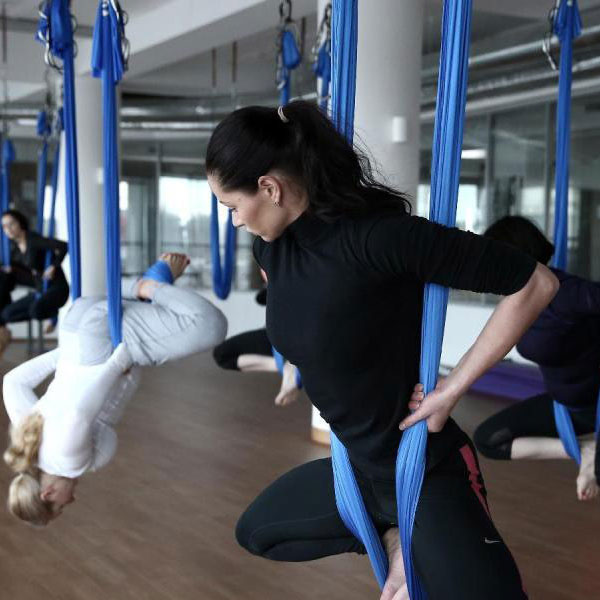 2 5m 1 5m elastic exercise yoga hammock aerial swing anti gravity yoga belt inversion trapeze hanging gym tractionfree shipping 8  off    2 5m 1 5m elastic exercise yoga hammock aerial swing      rh   contactofm