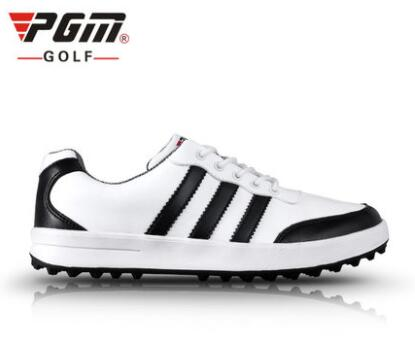 High quality!PGM Adult Mens Golf Sports Shoes Light & Breathable & Steady & waterproof,Free shipping 2016 new womens golf tshirts branded high quality dobby long sleeve breathable s 2xl 4 colors golf sport clothing free shipping
