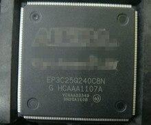 1/piezas mucho EP3C25Q240C8N EP3C25Q240 EP3C25 QFP