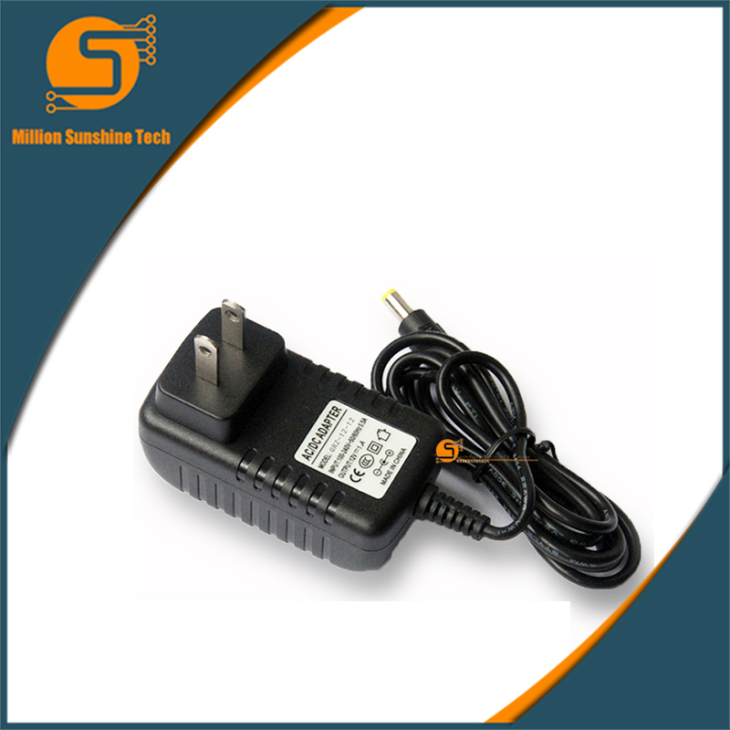 1pcs 5V 2A AC/DC Power Adapter EU/AU/UK/US Plug Charger