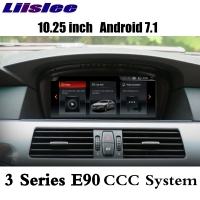 LiisLee For BMW 3 E90 E91 E92 E93 2004~2010 For CCC Evo CarPlay Adapter Car Multimedia Player GPS Audio Radio Navigation NAVI