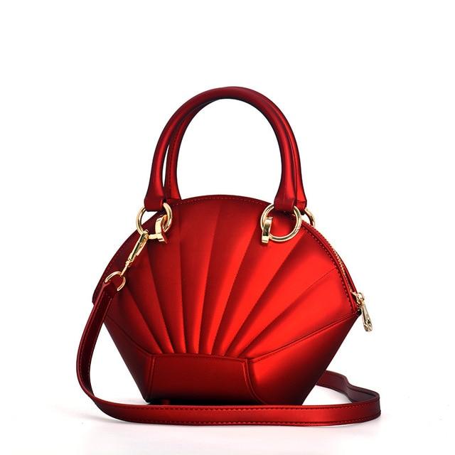 db3349320a designer handbags high quality Summer bag women 2018 new transparent jelly  shell bag matte frosted portable