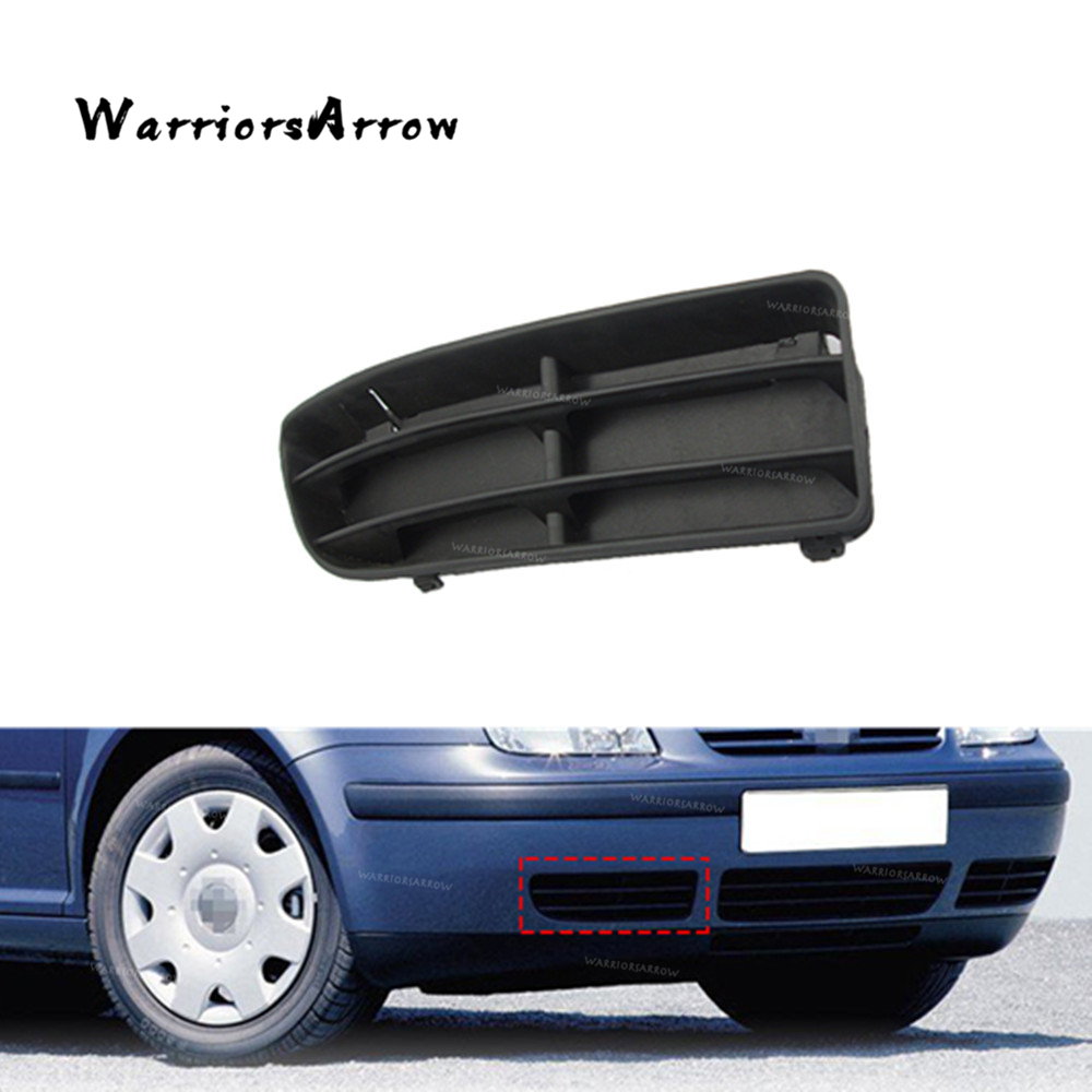 hight resolution of warriorsarrow right front bumper lower grille insert for vw jetta mk4 1999 2000 2001 2002 2003 2004 1j5853666c in bumpers from automobiles motorcycles on