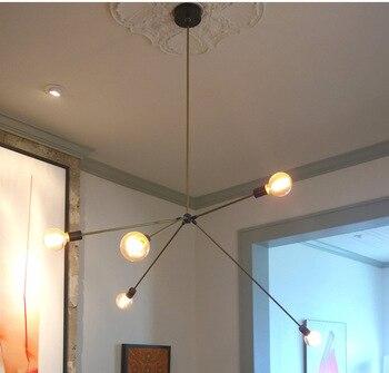 Lustre exemple chambre décoré restaurant salon boutique personnalité bar à la réception lampes et lanternes