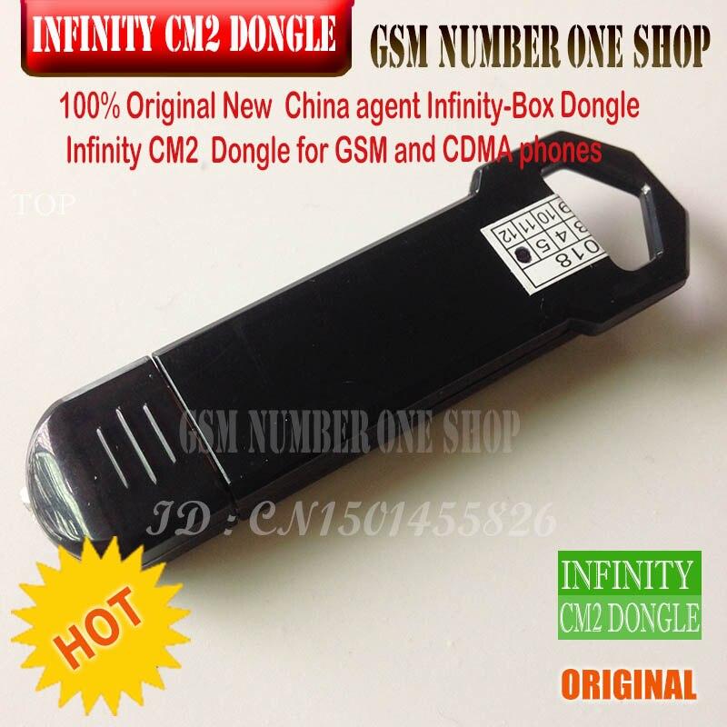 Gsmjustoncct 2019 d'origine nouvelle Chine agent Infinity-Boîte Dongle Infinity CM2 Dongle Boîte pour GSM et CDMA téléphones Livraison gratuite - 5