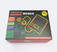 HDMI Super mini TV Familie Game Console HDMI 8 Bit Retro Video Game Console Ingebouwde 621 Games Handheld Gaming speler