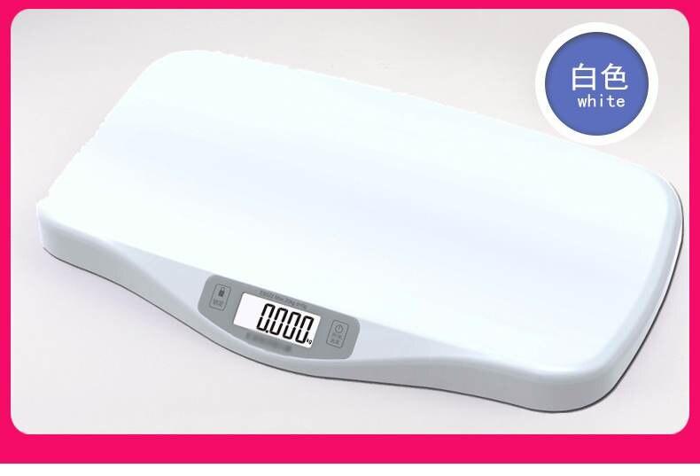 Bébé poids peser graisse balances nouveau-né ménage électronique balance Pet livres santé à domicile électrique fournitures de mesure offre spéciale