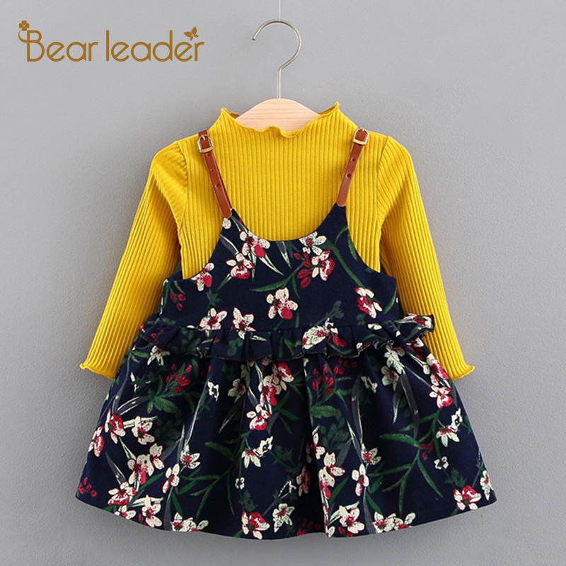Bear Leader Baby Girls