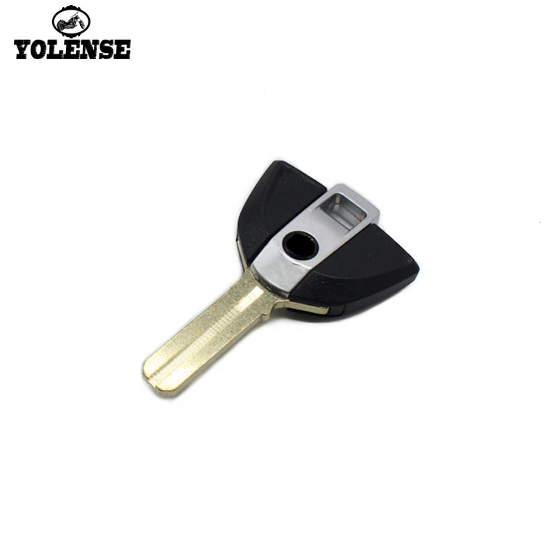 For BMW Motor Parts Embryo Blank Keys Moto bike Motorcycle Accessories S1000RR S1000R HP4 F700GS(China)