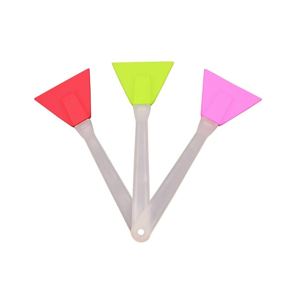 Silicone raschietto lama crema raschietto silicone morbido testa raschietto lama di cottura pasticceria strumenti SBT-001-8