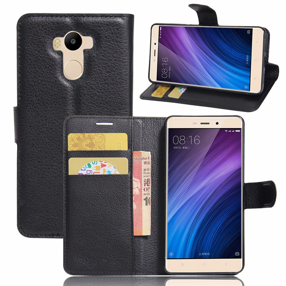 smartphone-cases-for-xiaomi-redmi-fontb4-b-font100pcs-lotluxury-tpu-leather-flip-wallet-case-for-xia