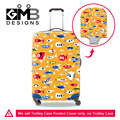 2016 Design Fish Pattern Luggage Protective Cover For 18-30 inch Suitcase Dustproof Elastic Stretch Women Travel Accessories