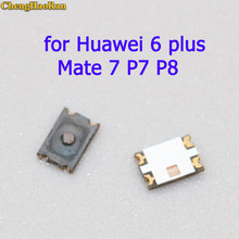 ChengHaoRan 5-10pcs Power On Off Switch Button replacement parts for Huawei Honor 6 plus 4A 4X Mate S Mate 7 P7 P8 стоимость