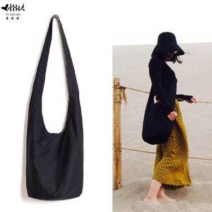 Image 1 - Travel High Quality Women Men Cotton Crossbody Bag Shoulder Bags Messenger Hobo Hippie Boho Bohemian Fringe Bag Womens Handbags
