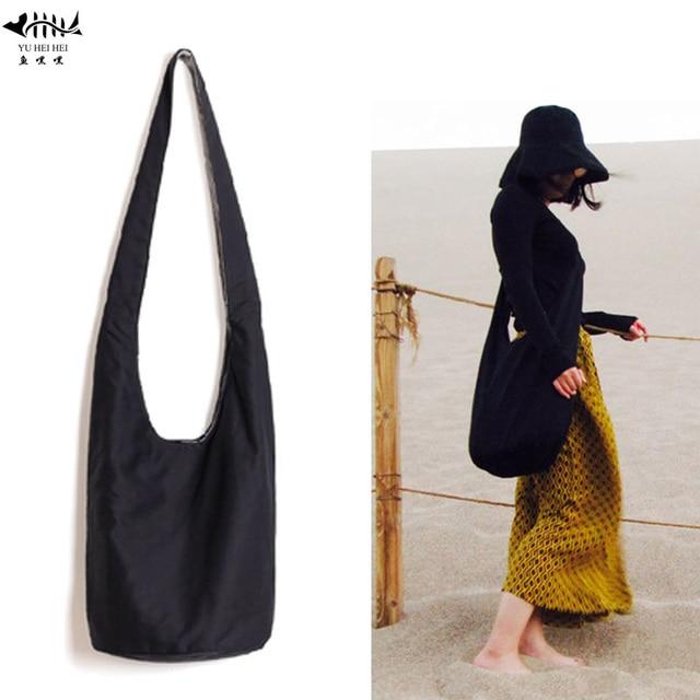 Travel High Quality Women Men Cotton Crossbody Bag Shoulder Bags Messenger Hobo Hippie Boho Bohemian Fringe Bag Womens Handbags