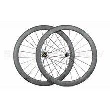 650C carbon wheels 50mm clincher road carbon wheels disc brake carbon wheels 23mm wide child bike wheels