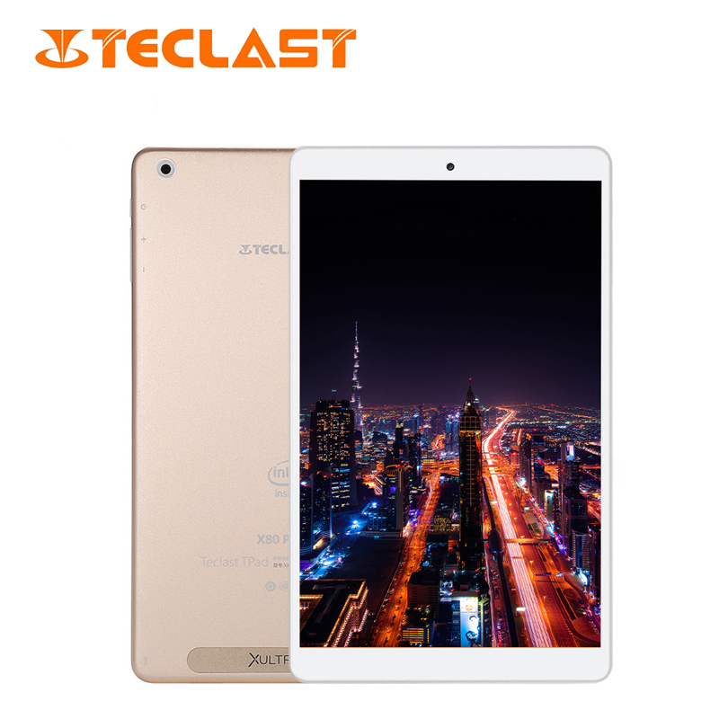 Teclast X80 Power 8 Inch Tablet PC Intel Cherry Trail Z8300 Quad Core 2GB RAM 32GB ROM 1920*1200 Windows 10+Android 5.1 Tablets