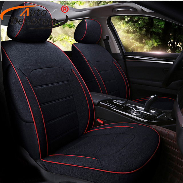 Autodecorun Car Seat Support For Jeep Patriot 2007 Accessories Covers Cars Cushion Protectors