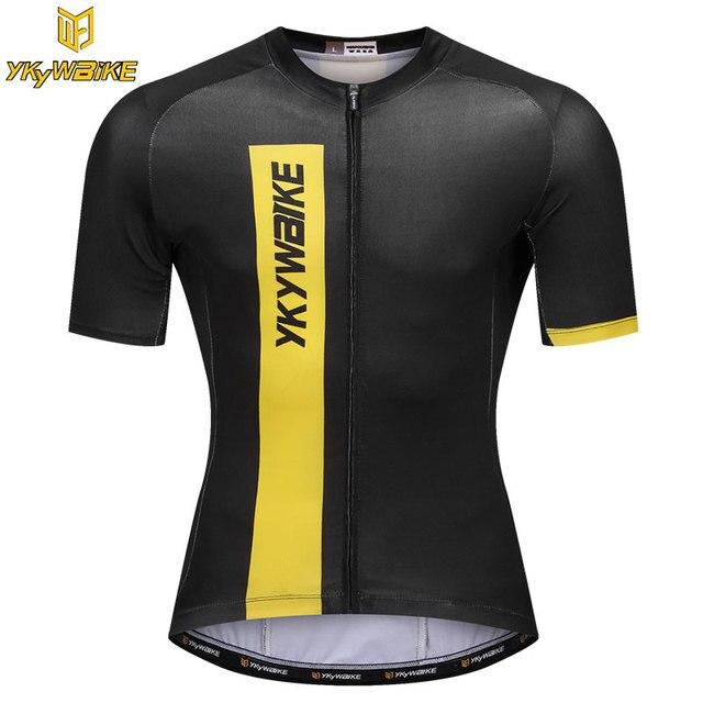 d4579181b YKYWBIKE Cycling Jersey 2018 Summer Racing Cycling Clothing Ropa Ciclismo  Short Sleeve MTB Bike Jersey Shirt Maillot Ciclismo