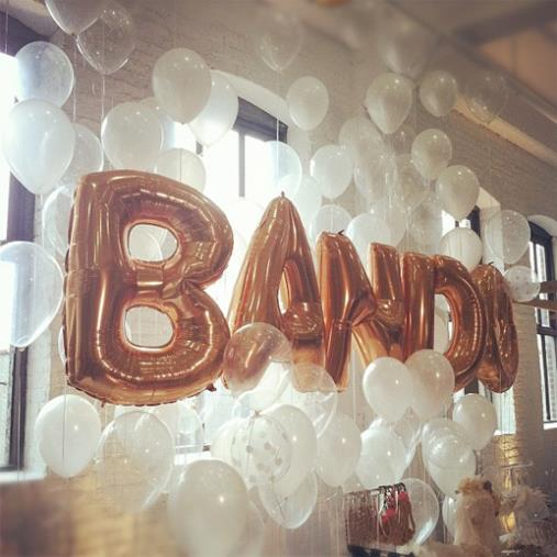 aliexpresscom buy 1pc 16 large gold alphabet a z foil letters number 0 9 balloons new year birthday party wedding decoration love balloon from reliable