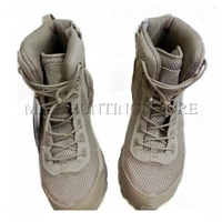 Free Shipping Military Boots Tactical Combat Boots Outdoor Hiking Fishing Travel Hunting Climbing Shoes Black