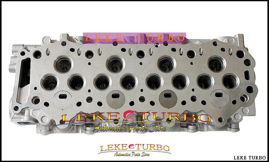 908 745 WL WL-T 2.5L Cylinder Head For MAZDA MPV B2500 For Ford Ranger WL01-10-100G WL31-10-100H WLY3-10-OKO WL61-10-100D 908745 брюки для девочки btc цвет черный 12 017900 размер 40 158