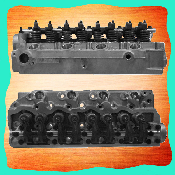 Complete 4D56 Cylinder Head MD303750 MD348983 MD351277 MD313587 for Mitsubishi MONTERO PAJERO L300 CANTER