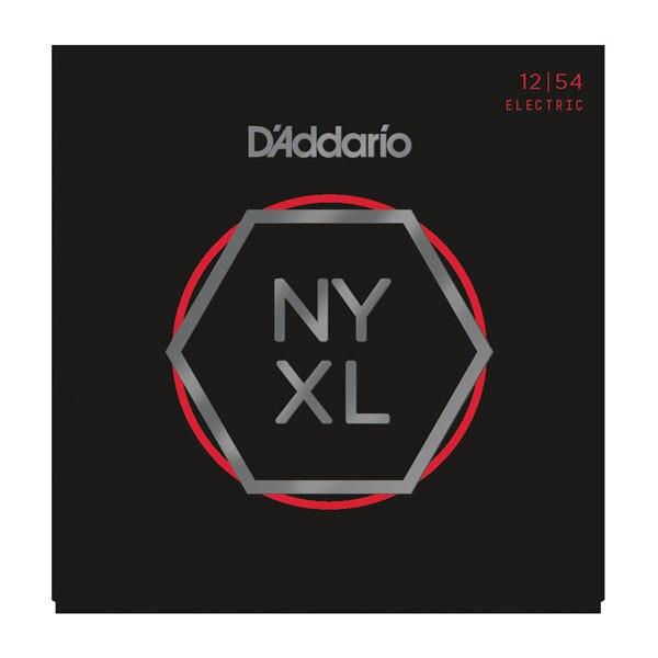 D'Addario NYXL Težke nikljeve rane električne strune NYXL1152 - Glasbila - Fotografija 3