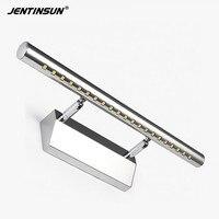 3W 28cm Bathroom LED Mirror Light AC85 265V SMD5050 Mini Style Warm White LED Modern Wall