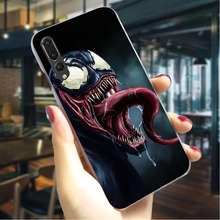 Venom Villain Hard Cover for Huawei Honor 8C Fashion Phone Case  Back Skin