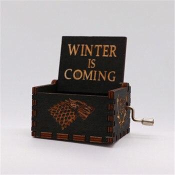 Музыкальная шкатулка Игра престолов winter is coming