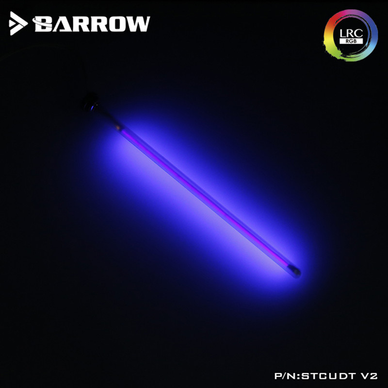 Fluorescent frosted glass soft lighting and driver for Barrow <font><b>T</b></font> <font><b>virus</b></font> tank STCUDT V2 image
