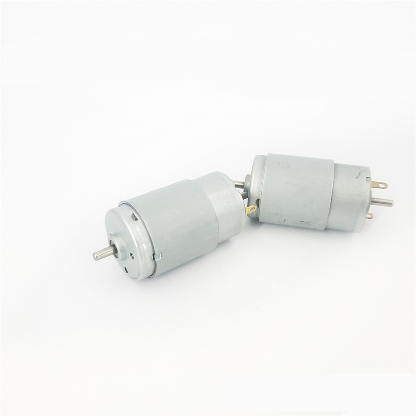 395 Super Torque Motor Small Motor For Electric Drill DC 12V 13000RPM Magnetic Carbon Brush Metal High Speed Powerful Motor