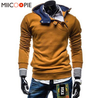 Hot Sale New Men S Winter Fashion Solid Color Pullover Hoodies Men Sweatshirt Men Hoodies Free
