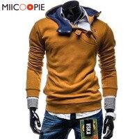 Hot Sale New Men S Winter Fashion Solid Color Pullover Hoodies Men Sweatshirt Men Hoodies Free