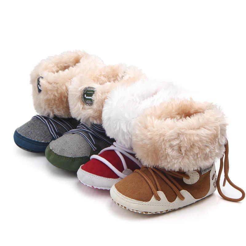 TongYouYuan New arrival Brand Snow Baby boots Crib Bebe Boys Girls Super Keep Warm Infant Toddler boots