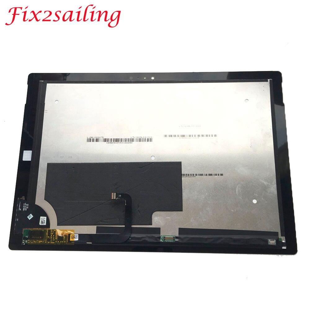 10.1 pouce Pour Microsoft Surface Pro 3 1631 V1.1 LCD Affichage à L'écran Tactile Digitizer Assemblée remplacement Livraison Gratuite