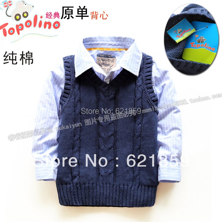 new-Spring-and-autumn-and-winter-baby-boys-ceiling-vest-sweater-vest-casual-sleeveless-tops-child-Soft-and-comfortable-thin-vest-1