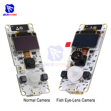 "ESP32 Cam ESP32 ثنائي النواة فروتسفر PSRAM واي فاي OV2640 وحدة الكاميرا 0.96 ""OLED SSD1306 I2C BME280 وحدة الاستشعار CP2104 لاردوينو"