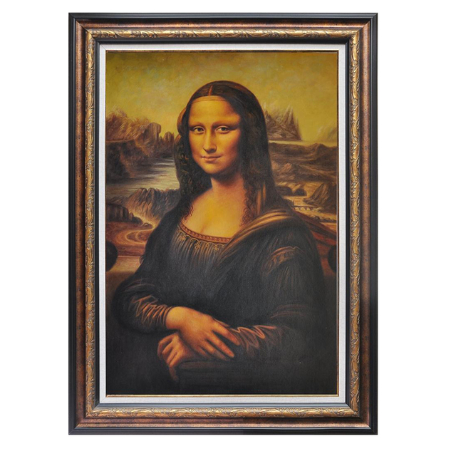 hand painted italy famous oil paintings reproduction leonardo da