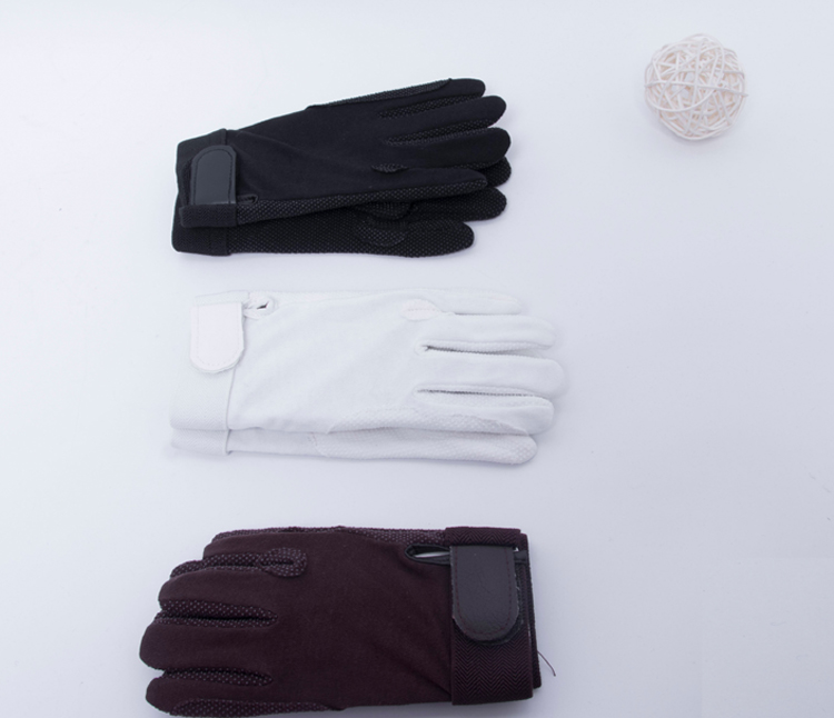 Equestrian Goods Children's Equestrian Gloves, Horse Gloves, Non-skid Gloves, Knight Gloves For Men And Women
