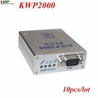 10 pçs/lote KWP2000 ECU Sintonia Ferramenta OBD OBD2 Auto Diagnostic Code Reader Scan Tool Kwp2000 ECU flasher além Disso NEW Diagnostic Scanner
